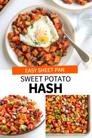 sweet potato hash pin