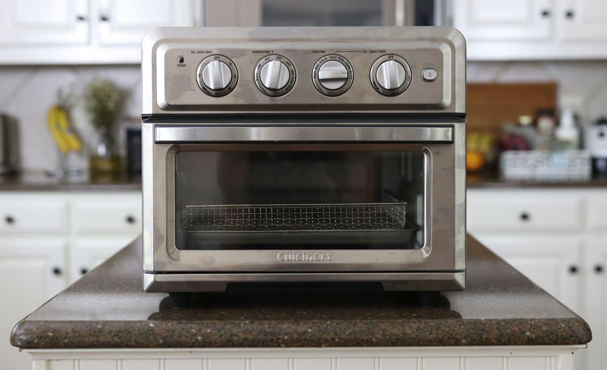 cuisinart air fryer on my counter