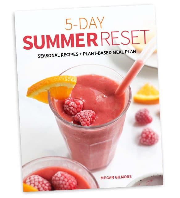 summer reset ebook cover
