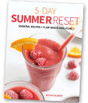 tiny summer reset book cover