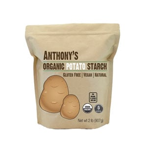 bag of potato starch