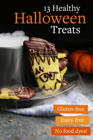 halloween treats pin for pinterest