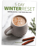 5-day Winter Reset e-book