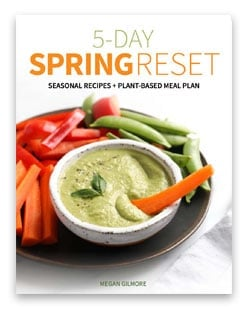 spring reset book cover