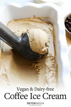 coffee ice cream pin