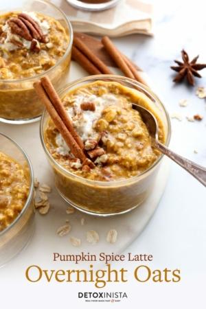 pumpkin overnight oats pin